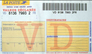 poste affranchissement courrier