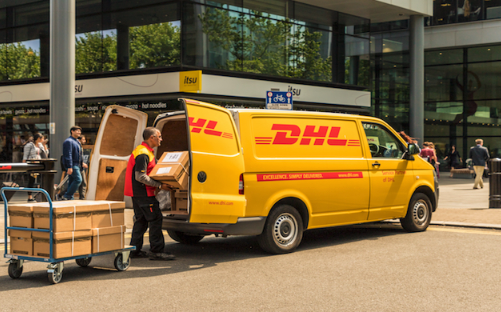 Livraison DHL