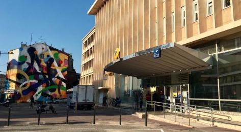 Bureau Poste Montpellier