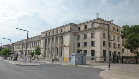 La Poste Avignon