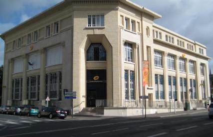 La Poste Caen